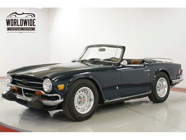 Picture of 1974 Triumph TR6 located in Denver  Colorado - $16,900.00 Offered by  - QS2G