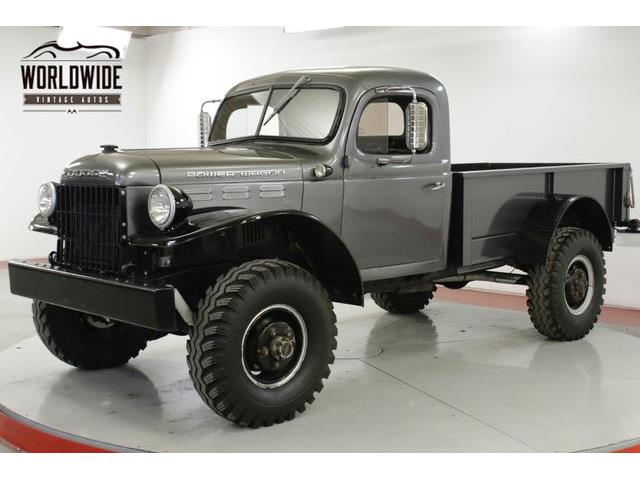 Picture of Classic '57 Dodge Power Wagon located in Colorado Offered by  - QS2H