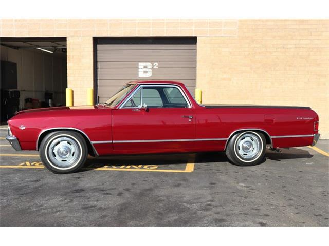 Picture of '67 El Camino - QS2L