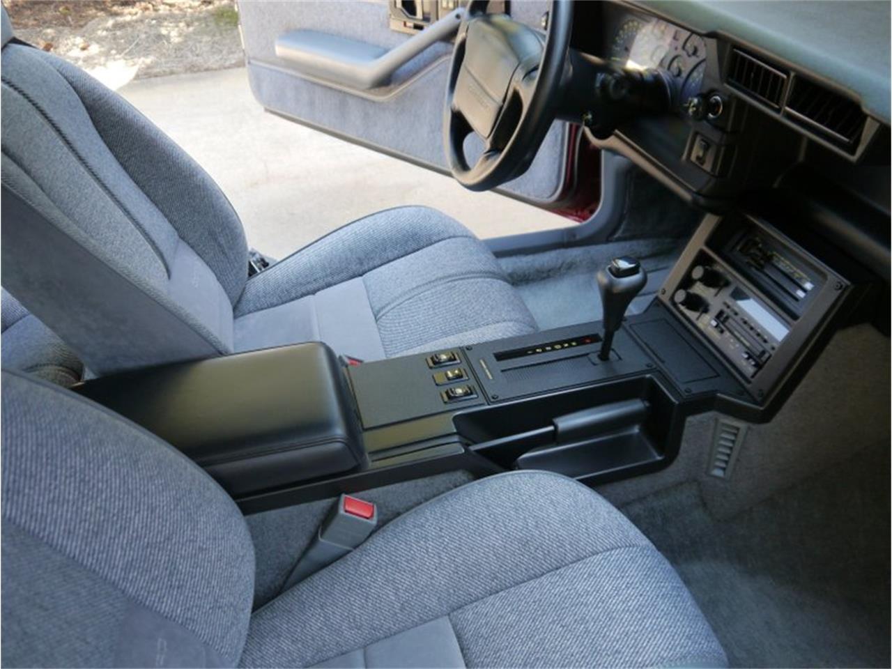 Large Picture of '91 Camaro - QS2U