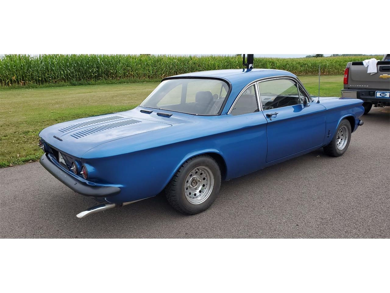 Large Picture of '63 Corvair Monza - QS2X