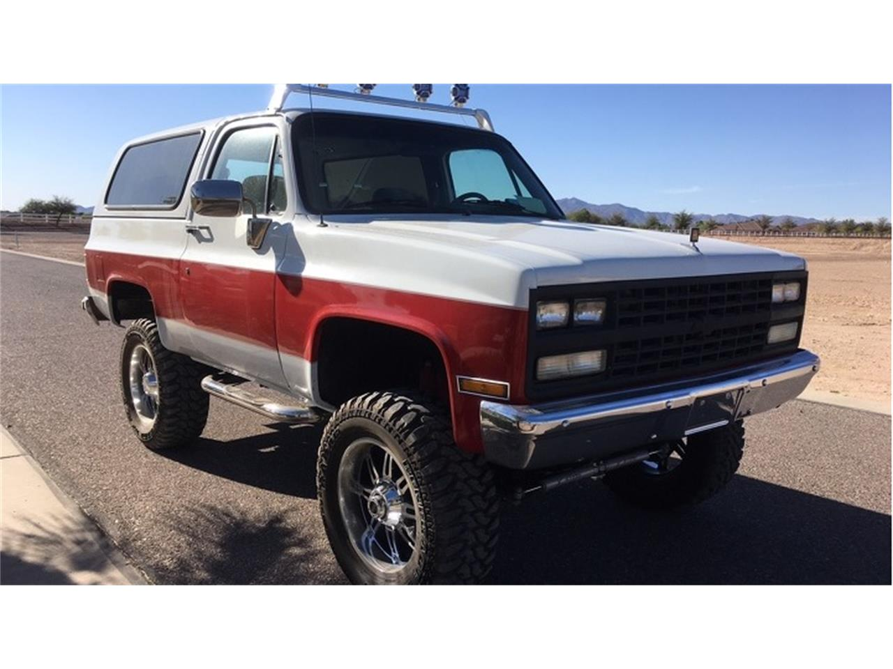 Large Picture of '89 Blazer - QS2Z