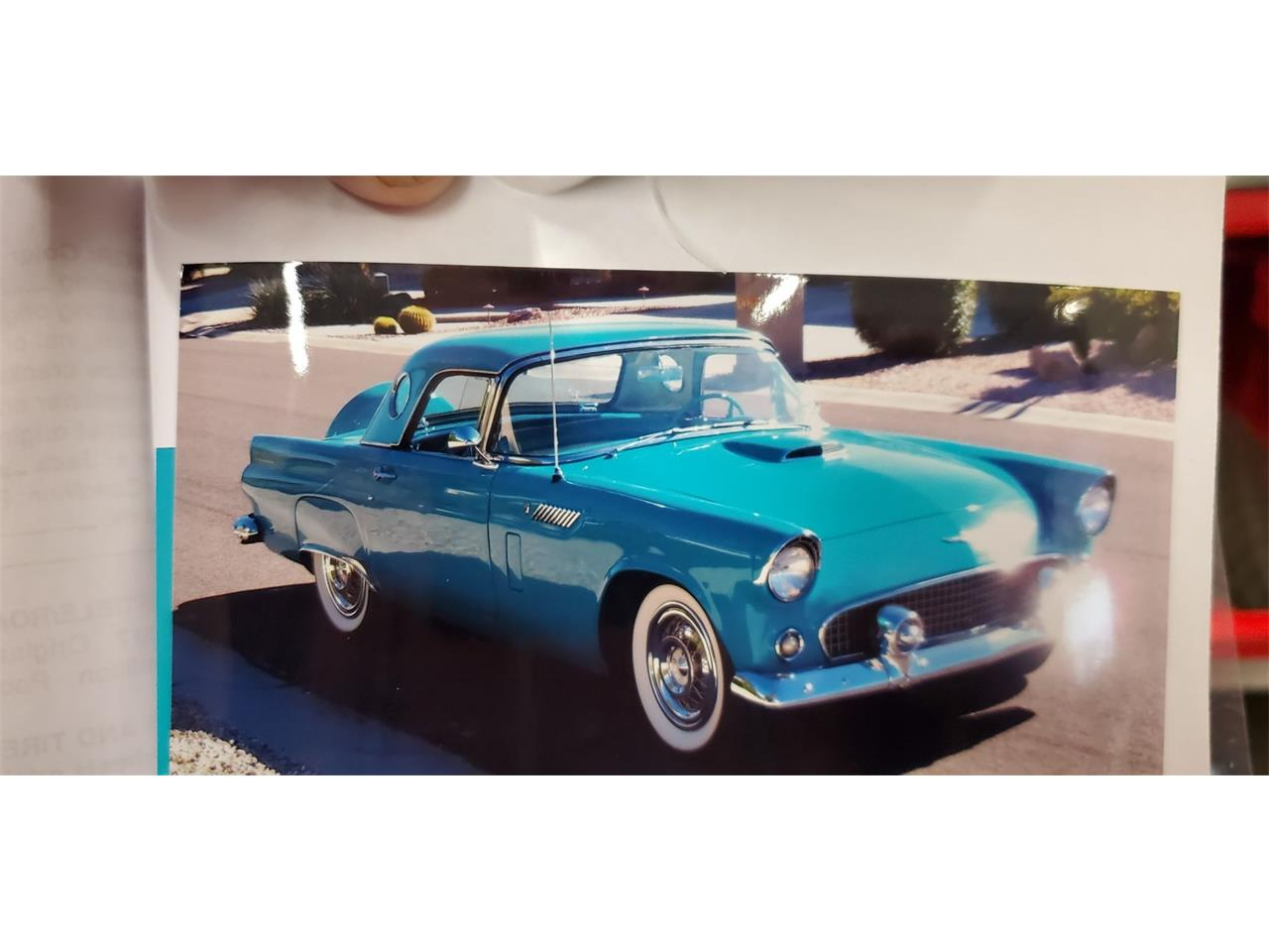 Large Picture of '56 Thunderbird - QS30