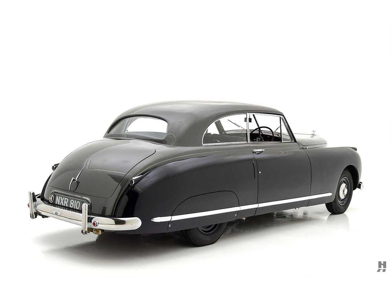 Large Picture of '48 Bentley Mark VI located in Saint Louis Missouri Offered by Hyman Ltd. Classic Cars - QS34