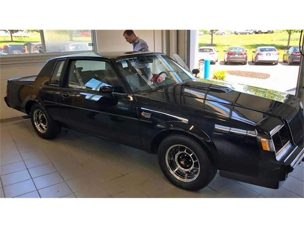 2015 Buick Grand National >> 1987 Buick Grand National For Sale Classiccars Com Cc 1249481
