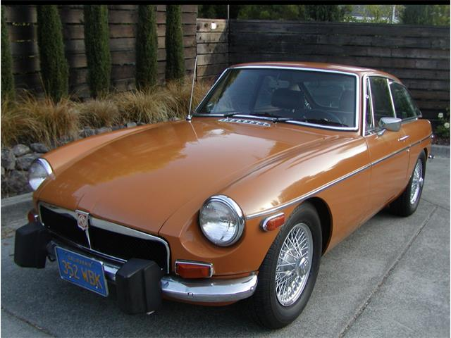 Picture of '74 MGB GT - QS4T