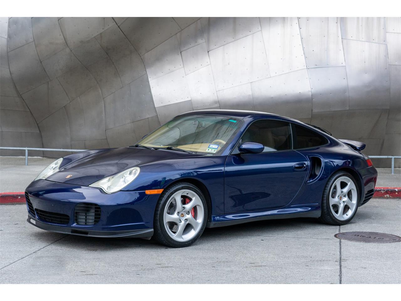 Seattle Car Auction >> 2001 Porsche 911 Turbo For Sale Classiccars Com Cc 1249520