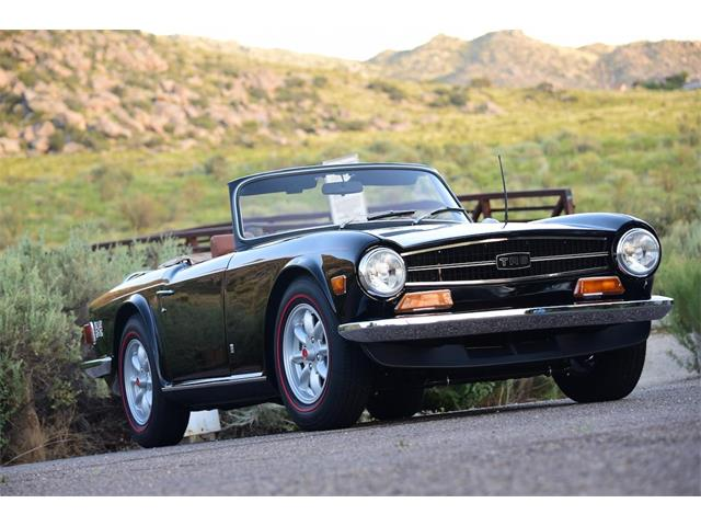 Picture of '74 TR6 Auction Vehicle - QS4X