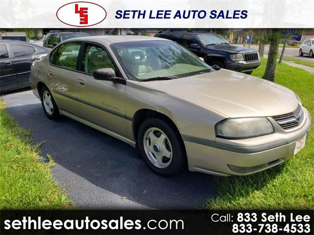 Picture of '02 Impala - QS69