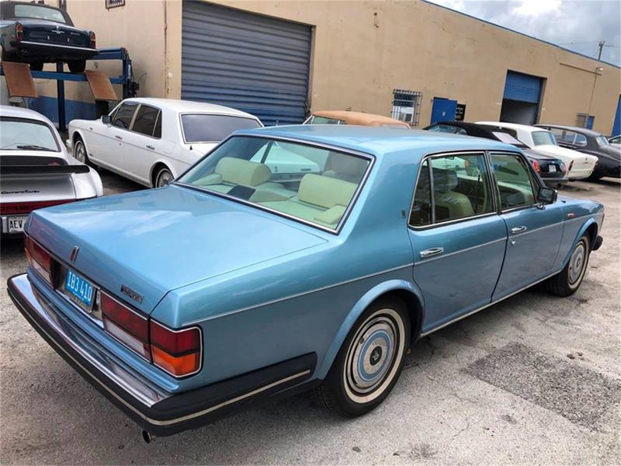 Large Picture of '85 Silver Spur - QS6Q