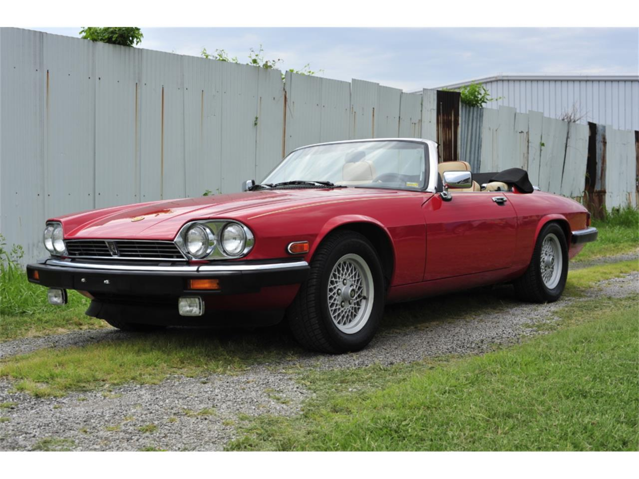 Large Picture of '91 XJS - QKV4