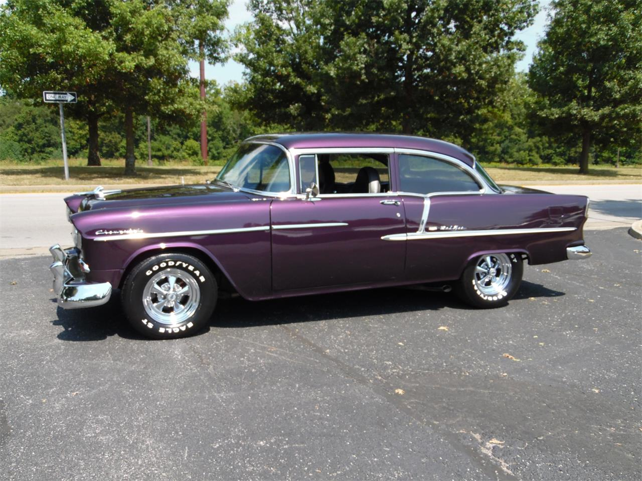 Large Picture of '55 Bel Air - QS75