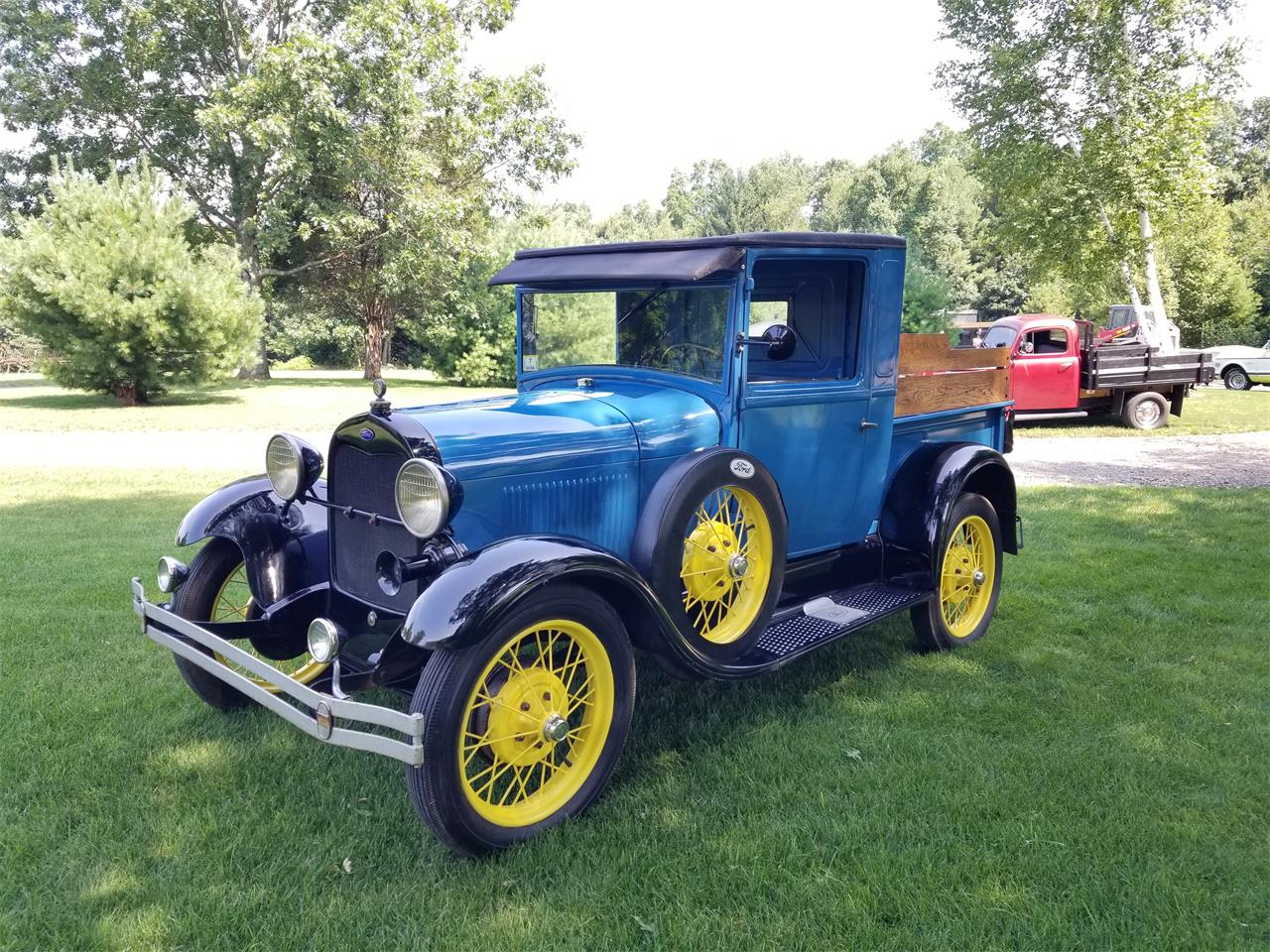 Large Picture of '28 Model A - QS7S
