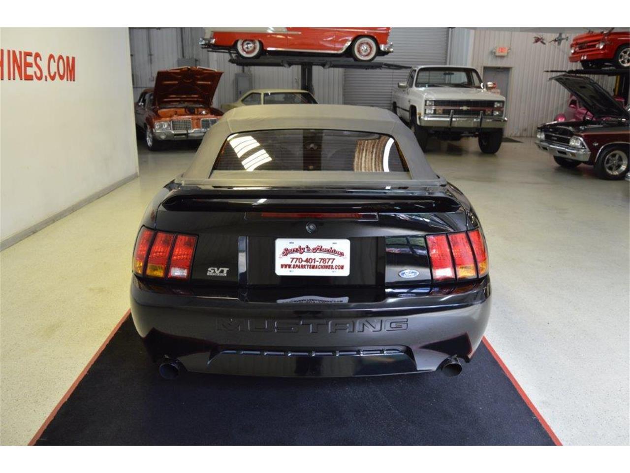 Large Picture of '99 Mustang SVT Cobra - QS7V