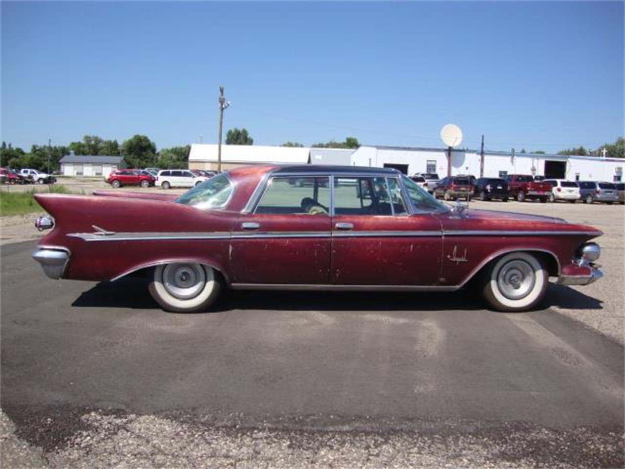 Large Picture of '61 Imperial - QS83