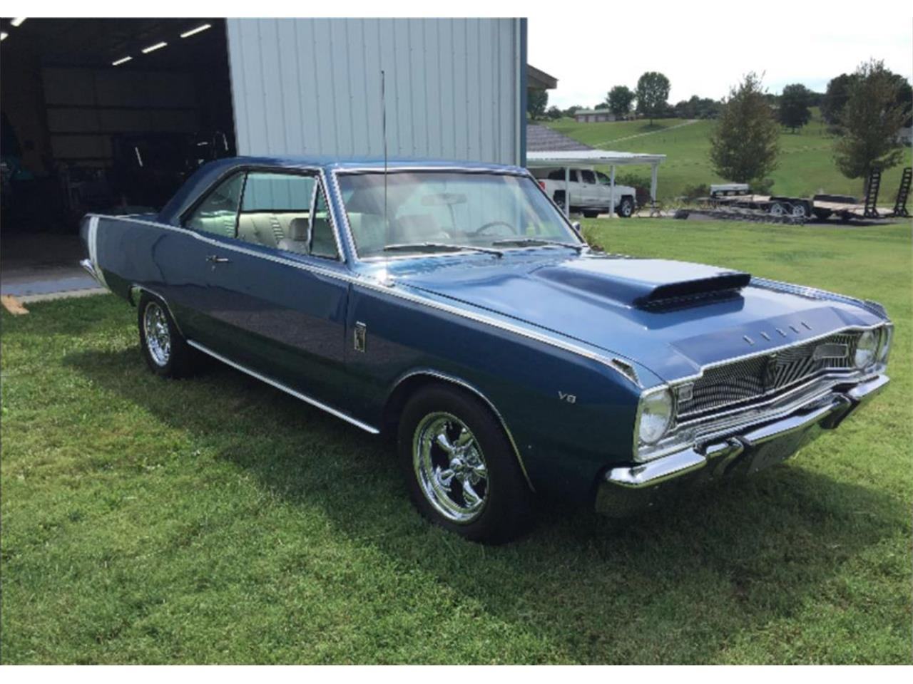 Large Picture of '67 Dart GT - QS8A