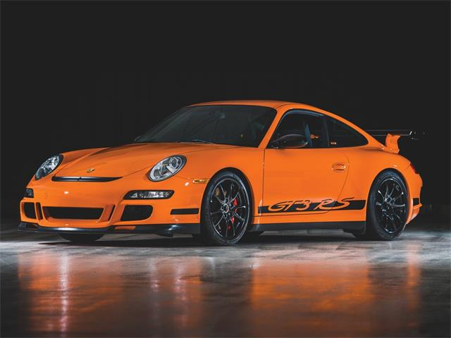 Picture of '07 911 GT3 RS - QS8V