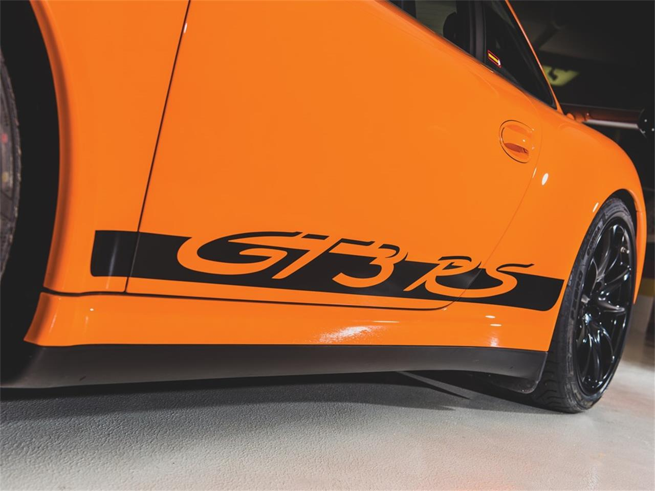 Large Picture of '07 911 GT3 RS - QS8V