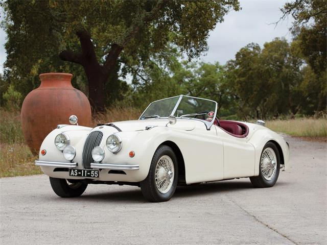 Picture of '50 XK120 located in Monteira  Auction Vehicle - QS8Y