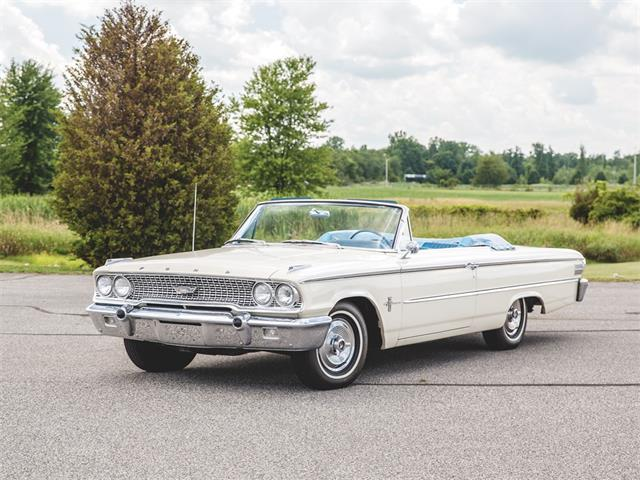 Picture of '63 Galaxie 500 - QS90