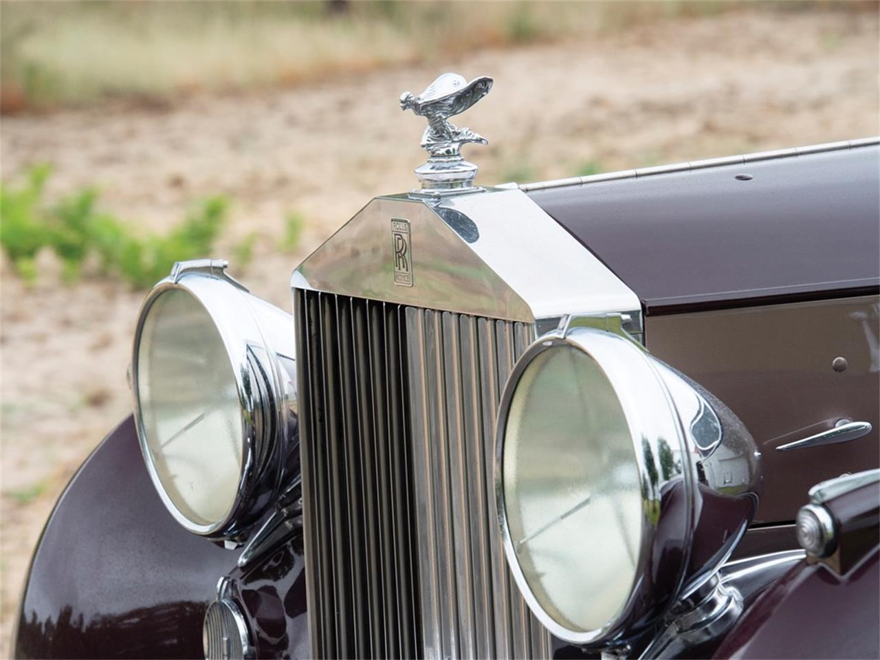 Large Picture of '53 Silver Wraith - QS93