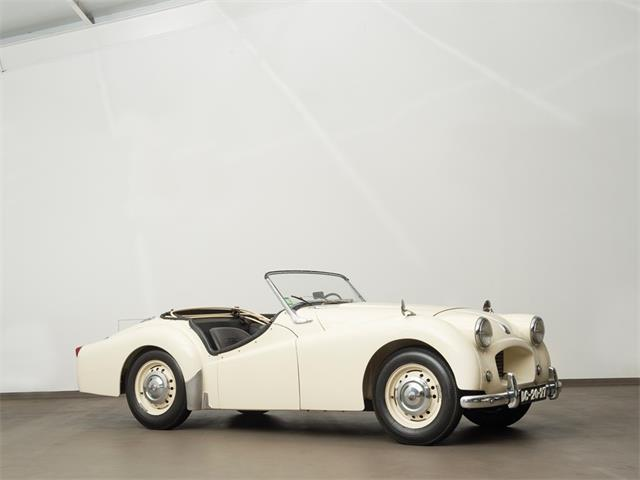 Picture of Classic 1954 TR2 Auction Vehicle - QS95