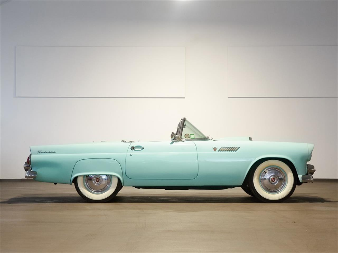 Large Picture of '55 Thunderbird - QS98