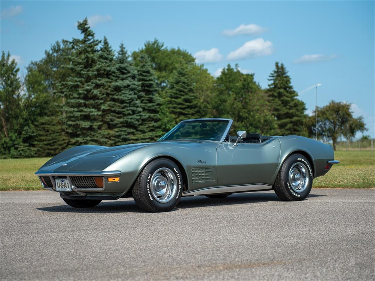 Large Picture of '72 Corvette Stingray - QS9L