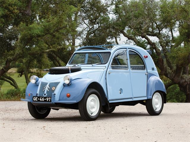 Picture of '64 2CV - QS9P