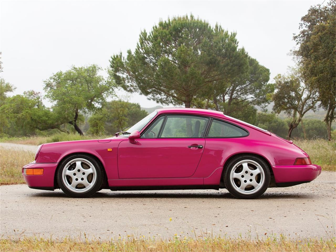 Large Picture of 1992 911 Carrera Auction Vehicle Offered by RM Sotheby's 781118 (remove ID# on next use) - QS9V