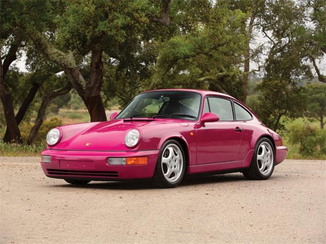 1992 Porsche 911 Carrera