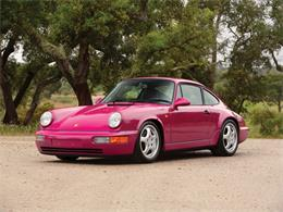 Picture of '92 Porsche 911 Carrera located in  Auction Vehicle Offered by RM Sotheby's 781118 (remove ID# on next use) - QS9V