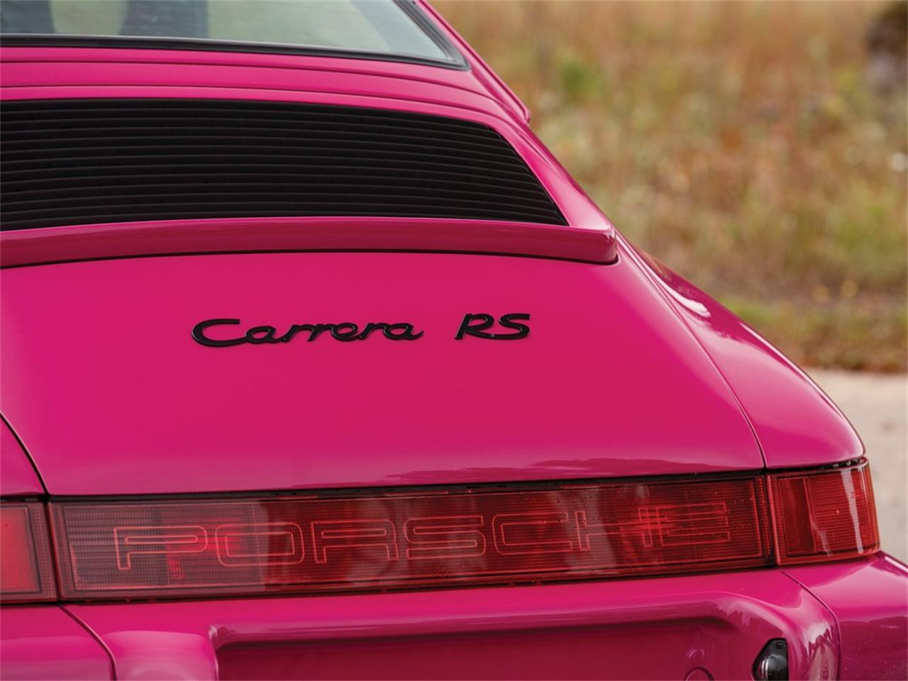 Large Picture of 1992 911 Carrera located in Monteira  Offered by RM Sotheby's 781118 (remove ID# on next use) - QS9V