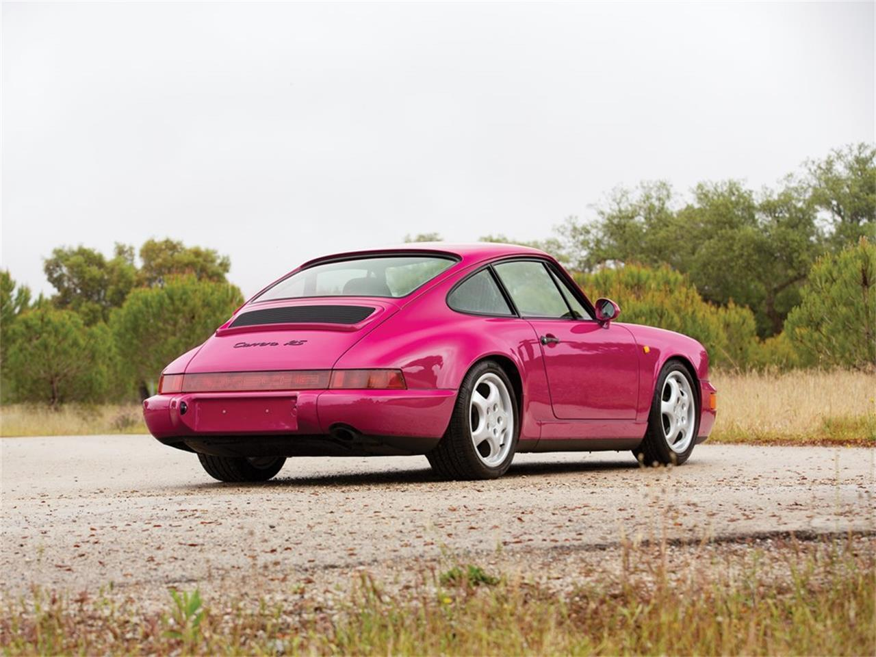 Large Picture of 1992 Porsche 911 Carrera Offered by RM Sotheby's 781118 (remove ID# on next use) - QS9V