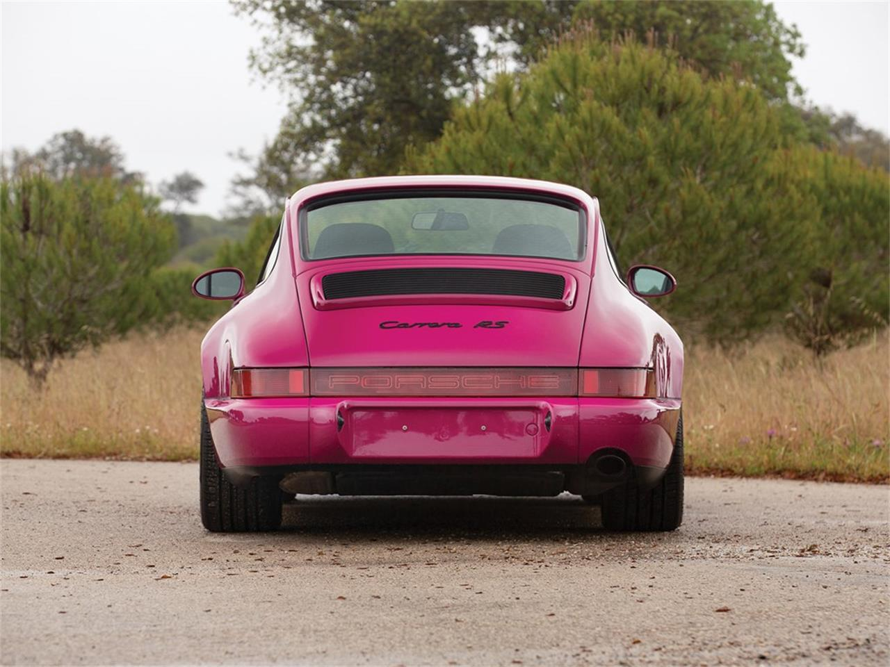 Large Picture of '92 911 Carrera located in  Auction Vehicle Offered by RM Sotheby's 781118 (remove ID# on next use) - QS9V