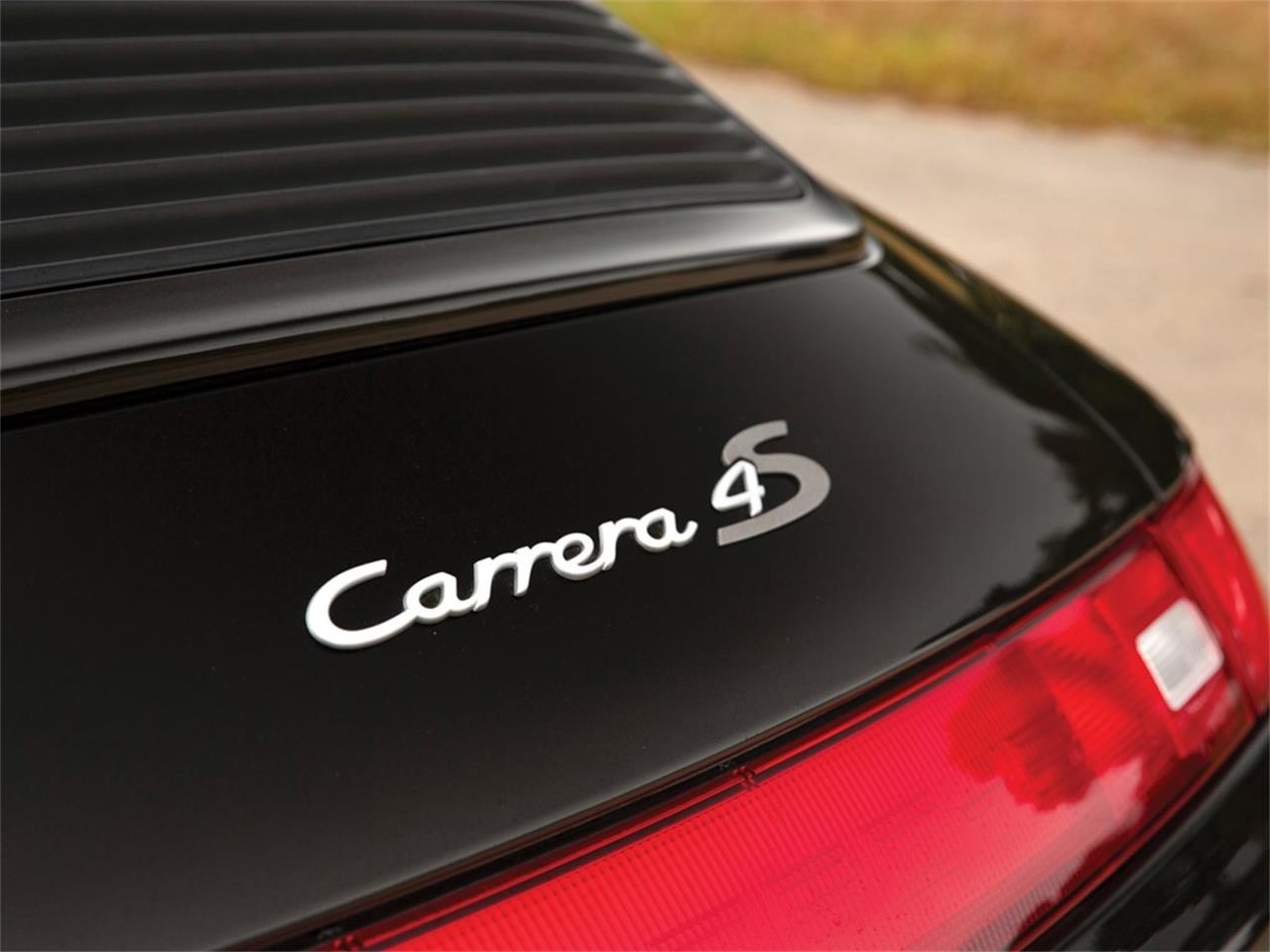 Large Picture of 1996 911 Carrera 4S located in Monteira  Auction Vehicle - QS9W