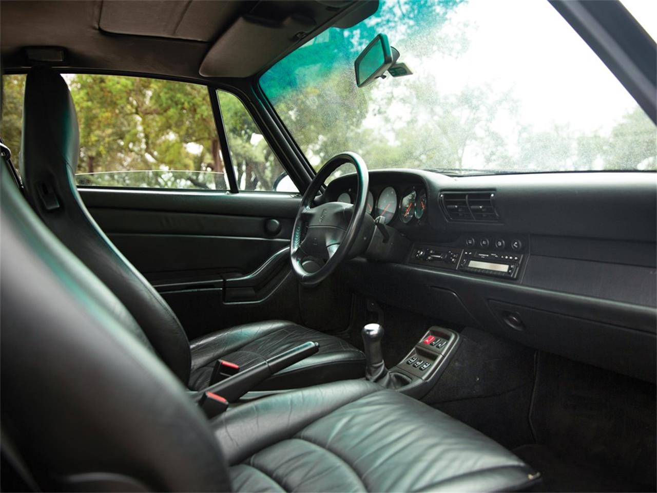 Large Picture of 1996 Porsche 911 Carrera 4S located in Monteira  - QS9W