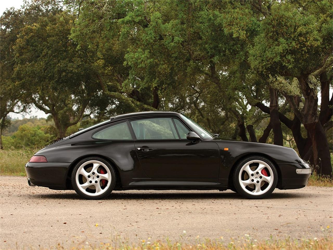 Large Picture of 1996 911 Carrera 4S located in Monteira  Offered by RM Sotheby's 781118 (remove ID# on next use) - QS9W