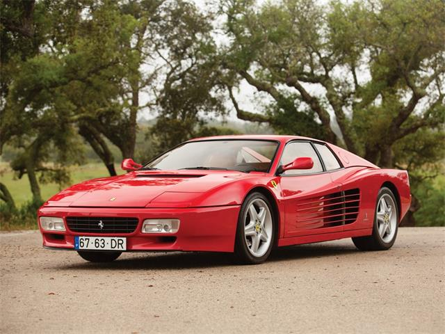 Picture of '93 512 TR - QS9X
