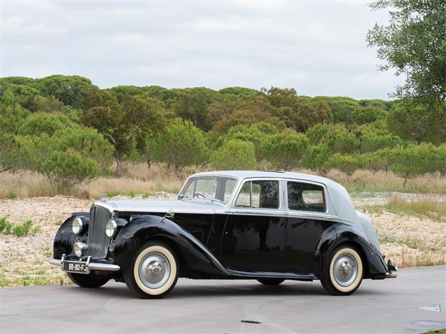 Picture of Classic 1950 Bentley Mark VI Auction Vehicle - QSAR