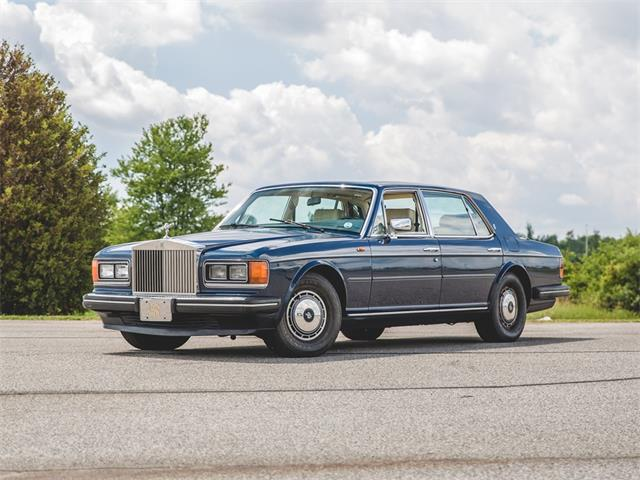 Picture of '90 Rolls-Royce Silver Spur located in Indiana Offered by  - QSAZ