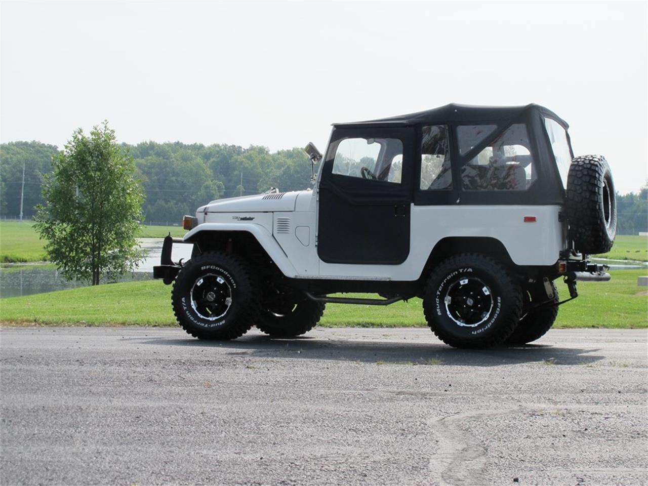 Large Picture of '78 Land Cruiser FJ - QSB8
