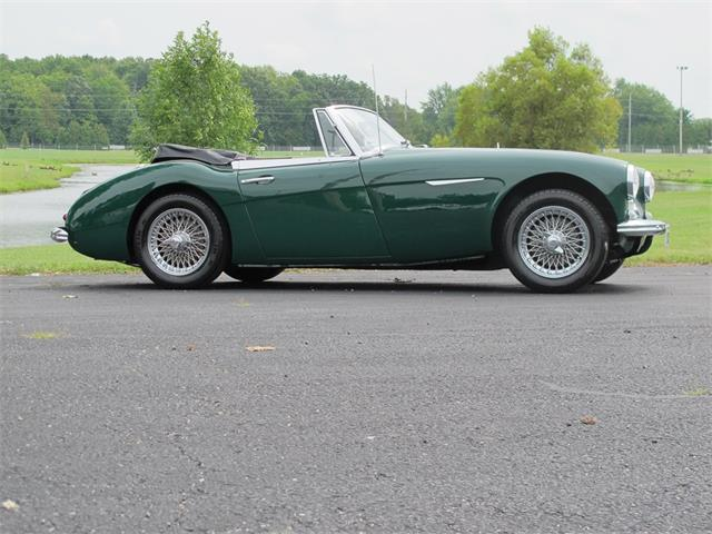 Picture of '64 Austin-Healey 3000 Mark II Offered by  - QSBW