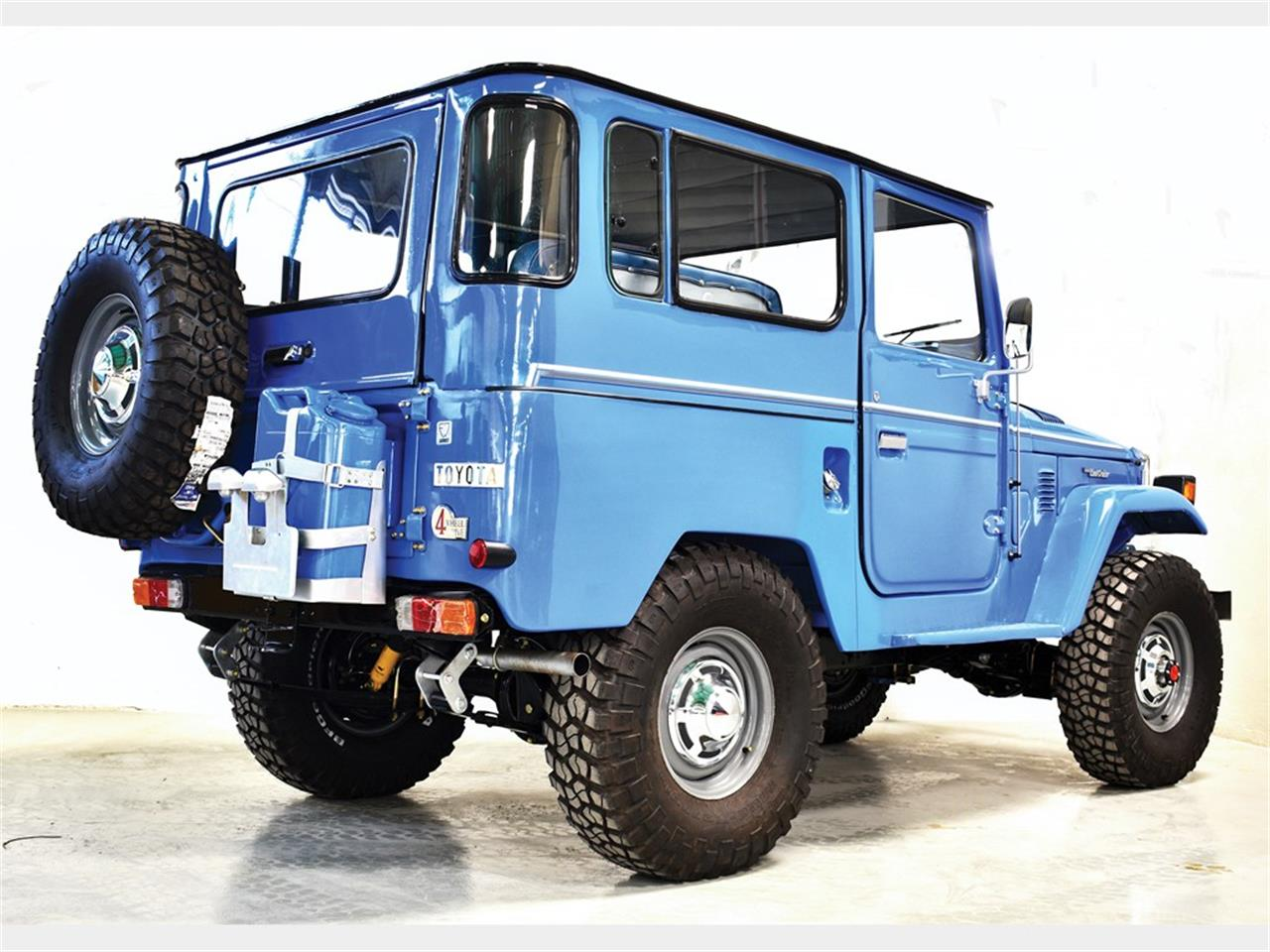 Large Picture of '78 Land Cruiser FJ - QSC2