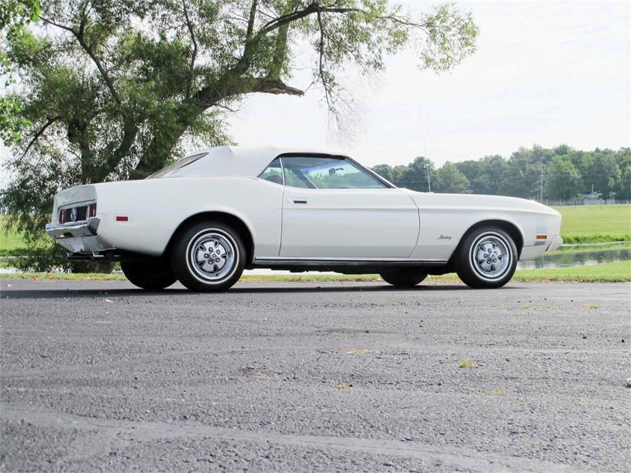 Large Picture of '73 Mustang - QSC4