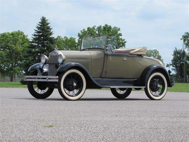 Picture of '29 Model A - QSC6