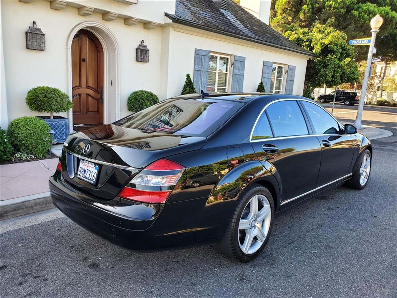 Large Picture of '08 S550 - QSCH