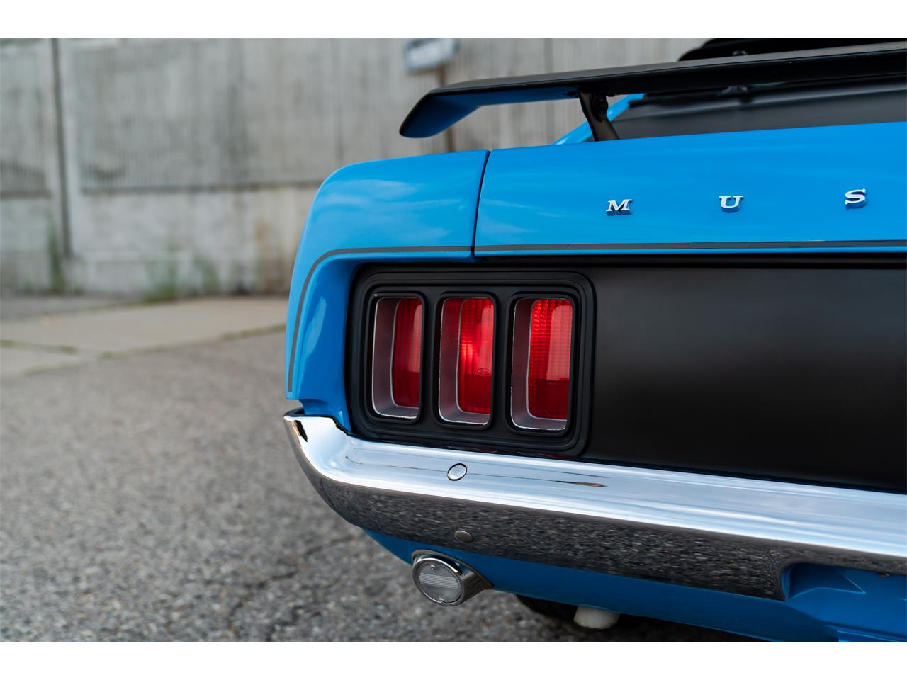 Large Picture of '70 Mustang - QSCI