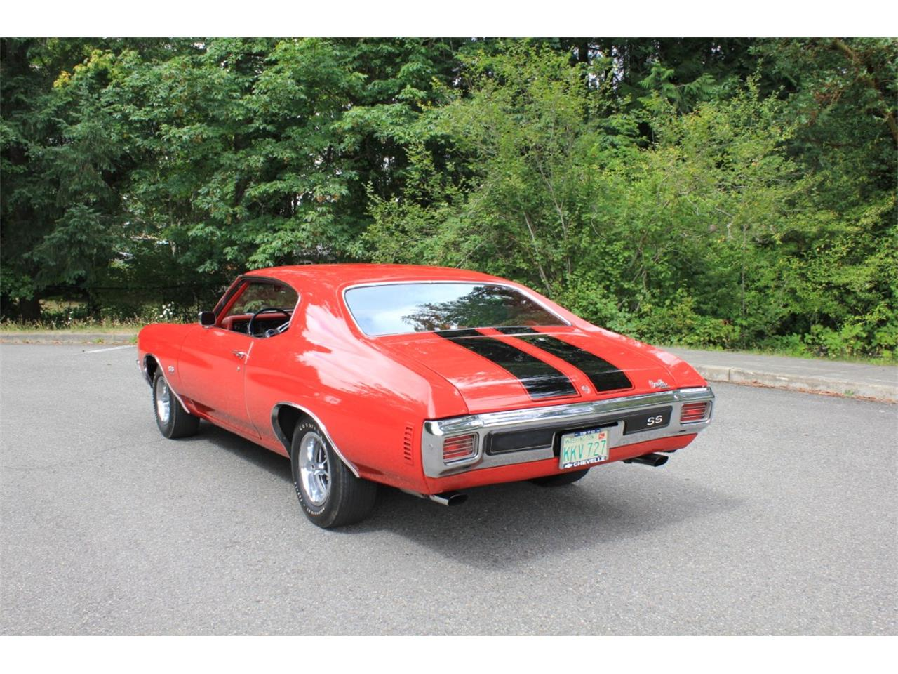 Large Picture of '70 Chevelle - QSCK