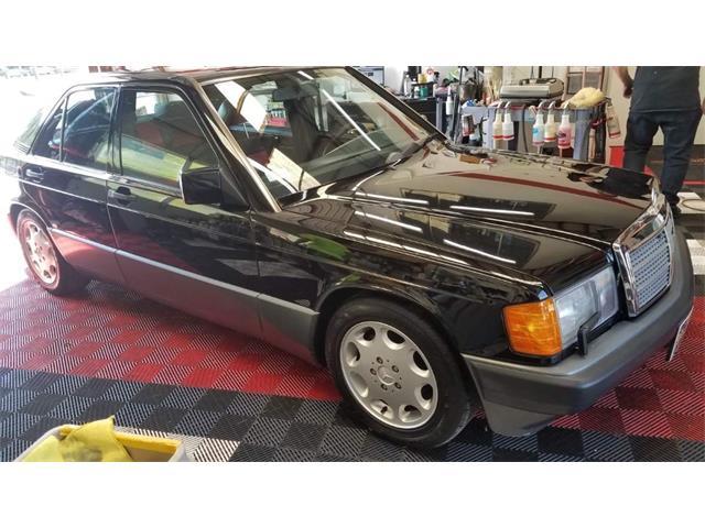 Picture of '93 190E 2 6 - QSCO